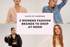 5 Womens Fashion Brands To Shop At Noon